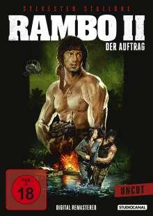 Rambo II - Der Auftrag, DVD