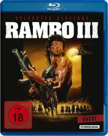 Rambo III (Blu-ray), Blu-ray Disc