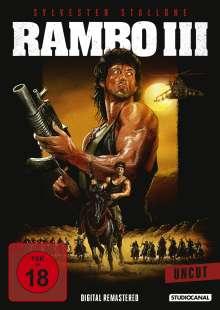 Rambo III, DVD