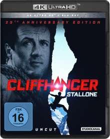 Cliffhanger (25th Anniversary Edition) (Ultra HD Blu-ray & Blu-ray), 2 Ultra HD Blu-rays