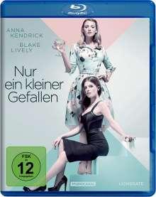 Nur ein kleiner Gefallen (Blu-ray), Blu-ray Disc