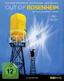 Out of Rosenheim (Special Edition) (Blu-ray), Blu-ray Disc