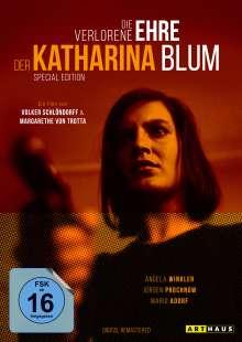 Die verlorene Ehre der Katharina Blum (Special Edition), DVD