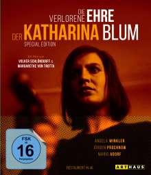 Die verlorene Ehre der Katharina Blum (Special Edition) (Blu-ray), Blu-ray Disc