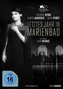 Letztes Jahr in Marienbad (Special Edition), DVD