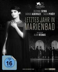Letztes Jahr in Marienbad (Special Edition) (Blu-ray), Blu-ray Disc