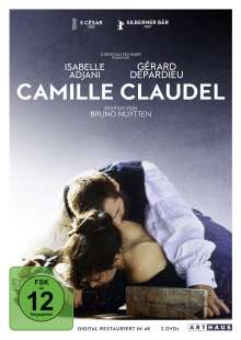 Camille Claudel (30th Anniversary Edition), DVD