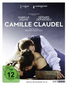 Camille Claudel (30th Anniversary Edition) (Blu-ray), Blu-ray Disc