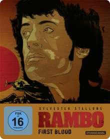 Rambo (Blu-ray im Steelbook), Blu-ray Disc