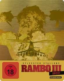 Rambo III (Blu-ray im Steelbook), Blu-ray Disc