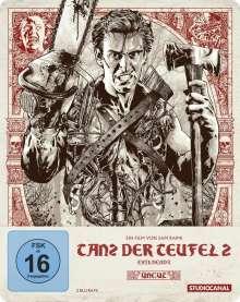 Tanz der Teufel 2 (Blu-ray im Steelbook), 2 Blu-ray Discs