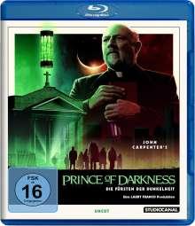 Die Fürsten der Dunkelheit (Blu-ray), Blu-ray Disc