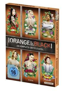 Orange is the New Black Staffel 3, 5 DVDs
