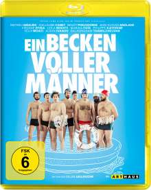 Ein Becken voller Männer (Blu-ray), Blu-ray Disc