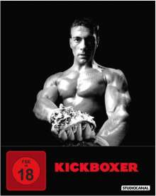 Kickboxer (Blu-ray im Steelbook), Blu-ray Disc
