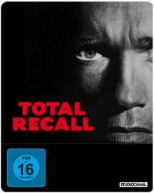Total Recall (1990) (Blu-ray im Steelbook), Blu-ray Disc