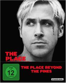 The Place Beyond The Pines (Blu-ray im Steelbook), Blu-ray Disc