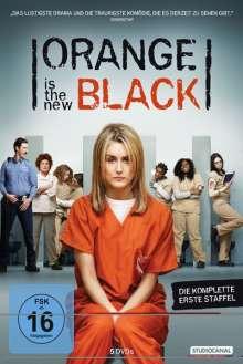 Orange is the New Black Staffel 1, 5 DVDs