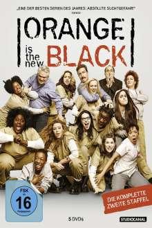Orange is the New Black Staffel 2, 5 DVDs