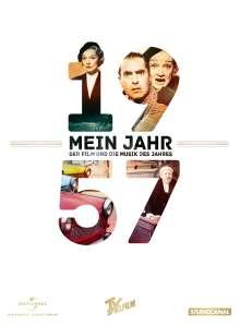Mein Jahr 1957, DVD