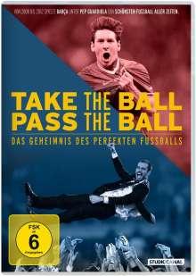 Take the Ball Pass the Ball - Das Geheimnis des perfekten Fußballs (OmU), DVD