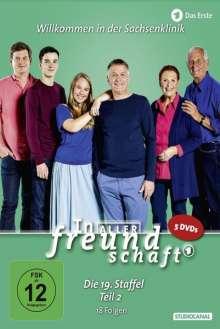 In aller Freundschaft Staffel 19 Box 2, 5 DVDs