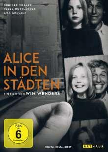 Alice in den Städten, DVD