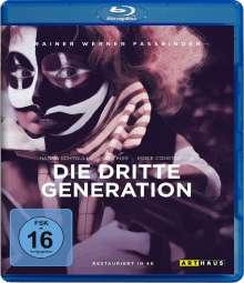 Die dritte Generation (Blu-ray), Blu-ray Disc