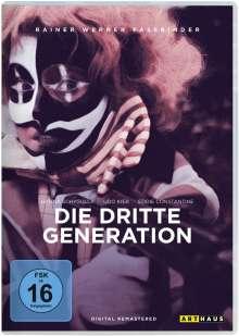 Die dritte Generation, DVD
