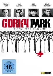 Gorky Park, DVD