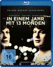 In einem Jahr mit 13 Monden (Blu-ray), Blu-ray Disc