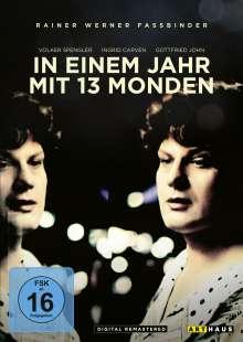 In einem Jahr mit 13 Monden, DVD