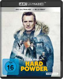 Hard Powder (Ultra HD Blu-ray & Blu-ray), 1 Ultra HD Blu-ray und 1 Blu-ray Disc