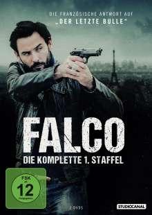 Falco Staffel 1, 2 DVDs