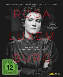 Rosa Luxemburg (Special Edition) (Blu-ray), Blu-ray Disc