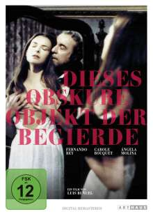 Dieses obskure Objekt der Begierde, DVD