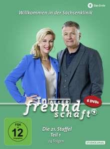 In aller Freundschaft Staffel 21 Box 1, 6 DVDs