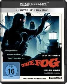The Fog - Nebel des Grauens (Ultra HD Blu-ray & Blu-ray), 2 Ultra HD Blu-rays
