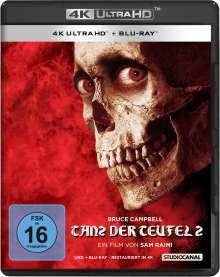 Tanz der Teufel 2 (Ultra HD Blu-ray & Blu-ray), 1 Ultra HD Blu-ray und 1 Blu-ray Disc