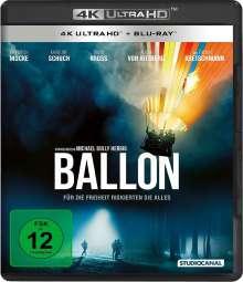 Ballon (Ultra HD Blu-ray & Blu-ray), 2 Ultra HD Blu-rays