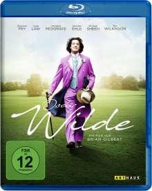 Oscar Wilde (Blu-ray), Blu-ray Disc