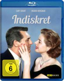 Indiskret (Blu-ray), Blu-ray Disc