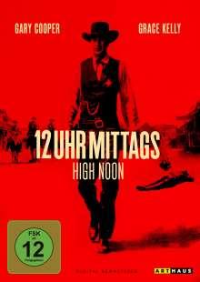 12 Uhr mittags, DVD