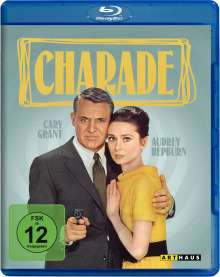 Charade (Blu-ray), Blu-ray Disc