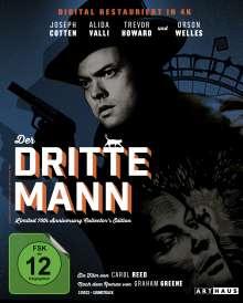 Der dritte Mann (70th Anniversary Collector's Edition) (Blu-ray & DVD im Digipak), 4 Blu-ray Discs