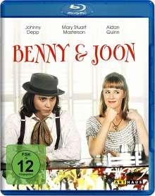 Benny & Joon (Blu-ray), Blu-ray Disc