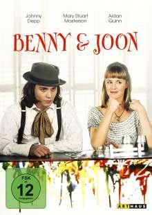 Benny & Joon, DVD