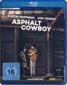 Asphalt-Cowboy (Blu-ray), Blu-ray Disc