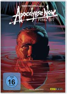 Apocalypse Now (Final Cut), DVD