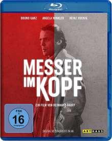 Messer im Kopf (Blu-ray), Blu-ray Disc